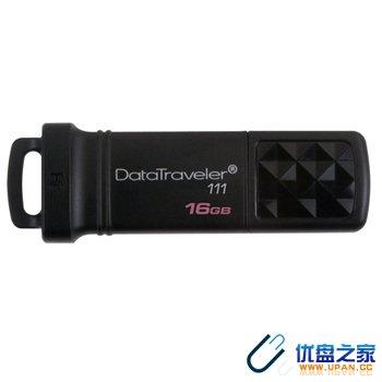 金士顿USB3.0 DT111 16GB/U盘评测(群联PS2251-02主控)